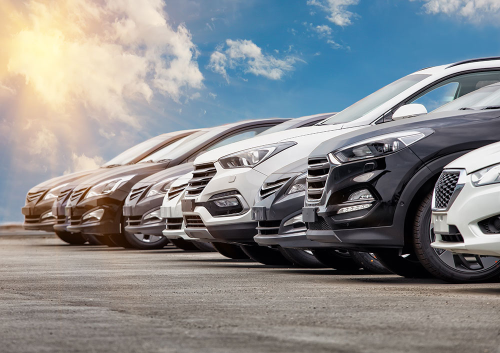 Used Car Lot >> Buying A Used Car Consumer Business