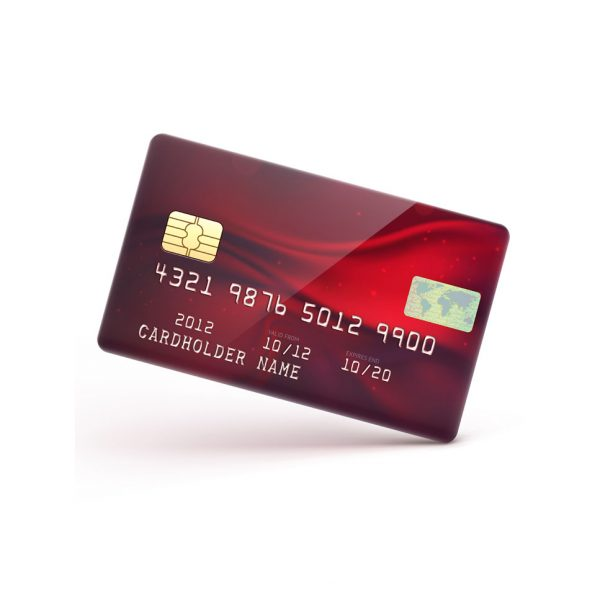 a picture of a credit card for consumers