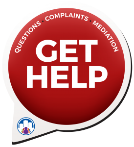 Questions, complaints, mediation. Get Help. E-consumer system.