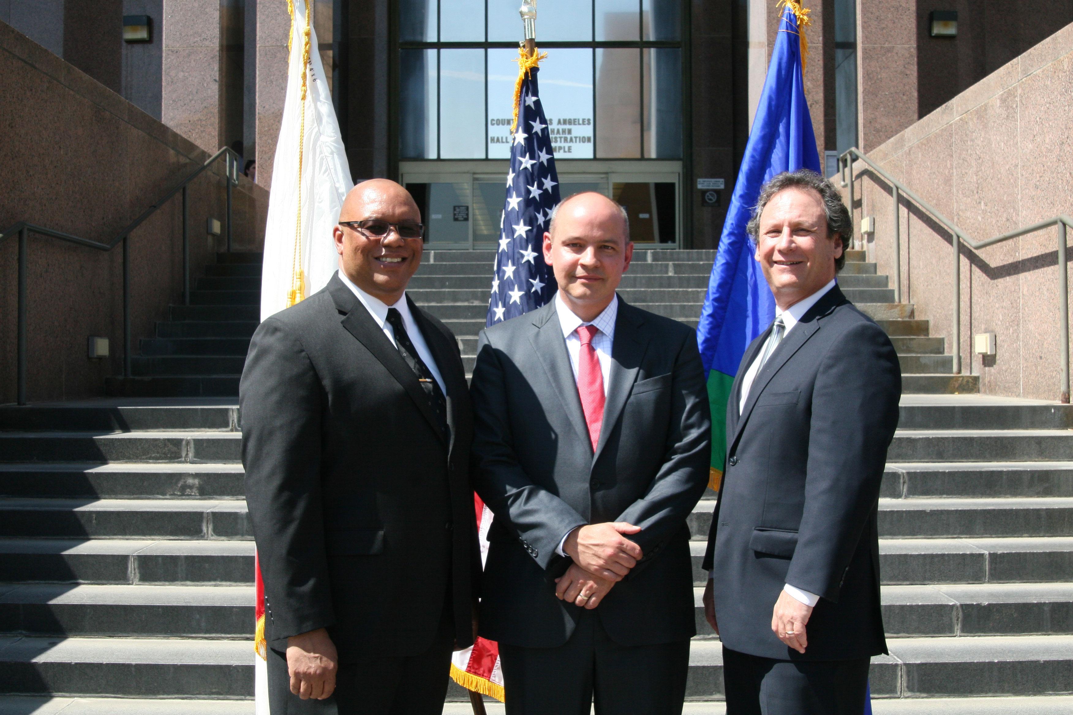 Brian J. Stiger, Daniel Dodd-Ramirez, Phil Ansell