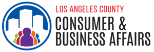 the consumer and business affairs logo