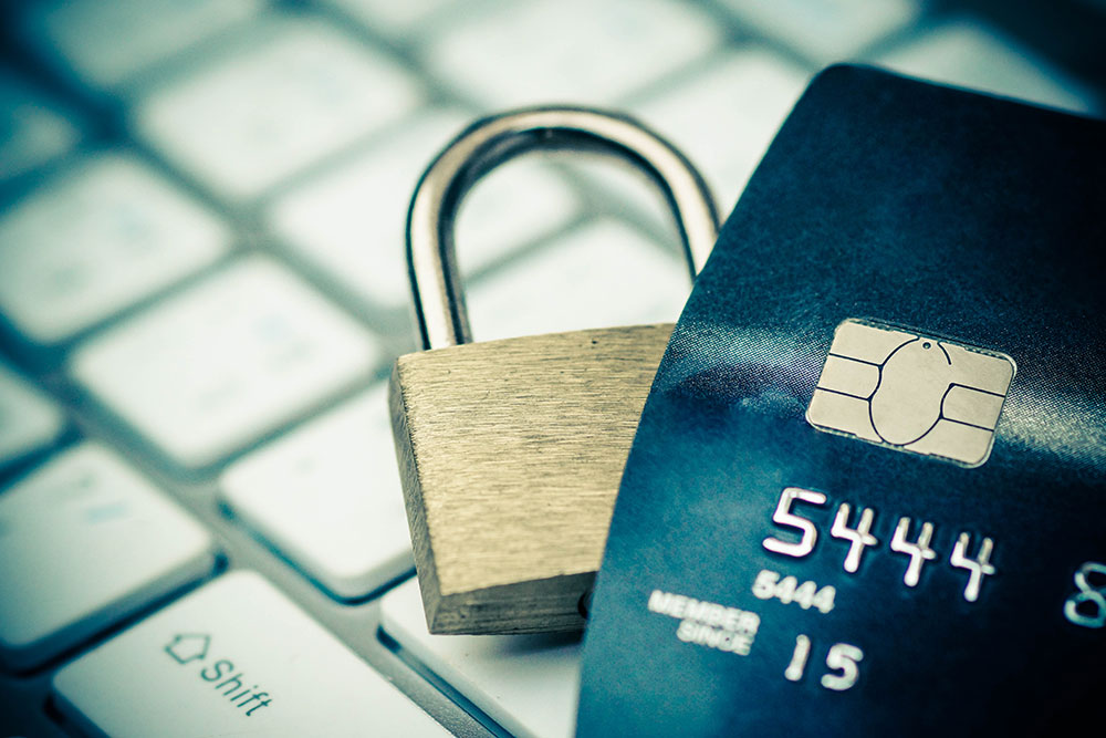 a consumer is protecting himself from ID theft before it happens