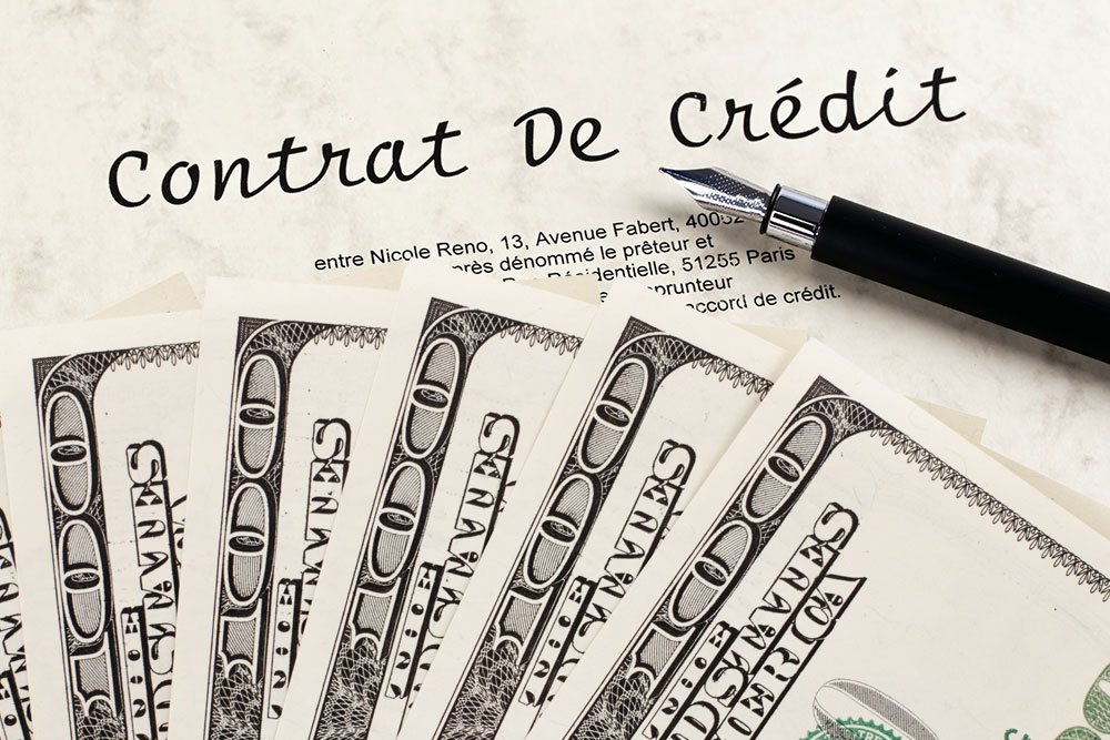 a consumer is signing a contract in a different language