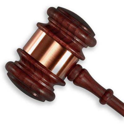 Small Claims & Mediation Gavel