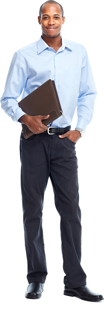 picture of male business casual person smiling