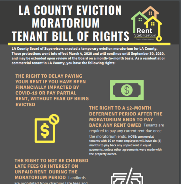 tenant bill of rights