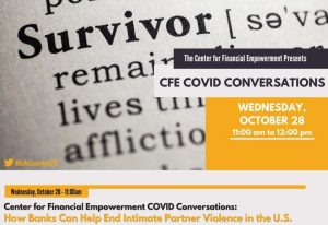 CFE Covid Conversations Wednesday, Oct. 28, 11 a.m.