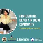 Highlighting Beauty in Your Community. LA Regional Covid Fund
