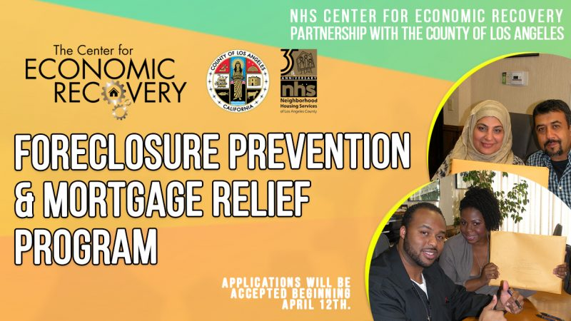 Mortgage Prevention and Mortgage Relief Program