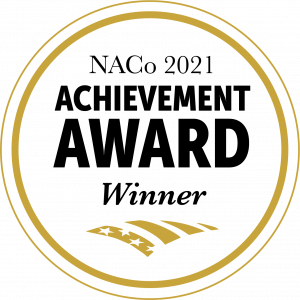NACo Achievement Award 2021 Seal